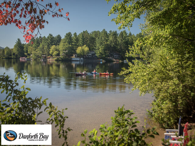 Danforth Bay Camping Resort. Click for details about this park and see their personal website!